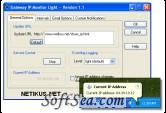 Gateway IP Monitor Screenshot