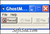 GhostMouse Screenshot