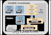GridSQL Screenshot