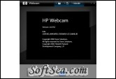 HP Webcam Software Screenshot