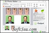 ID Photo Maker Screenshot