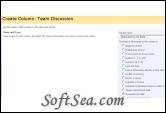 Infowise Document Link Field Screenshot