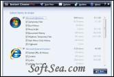 Instant Cleaner Pro Screenshot