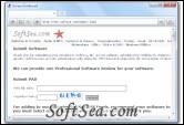 Internet Surfboard (Browser) Screenshot