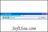 Java MIDI Player Screenshot