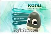 Kodu Game Lab Screenshot