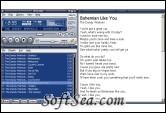 Lyrics Plugin for Winamp Screenshot