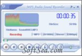 MP3 Audio Sound Recorder Screenshot