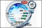 MSI Dual Core Center Screenshot