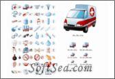 Medical Icon Set Screenshot
