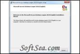 Microsoft Access Database Engine (64-bit) Screenshot
