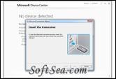 Microsoft Device Center (32-bit) Screenshot