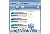Modem Booster Screenshot