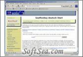 Mozilla SeaMonkey for Linux Screenshot