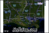NWS Radar with Bing Maps Screenshot