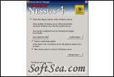 Nessus for Windows Screenshot