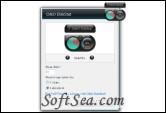 O&O DiskStat Sidebar Gadget Screenshot