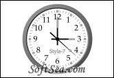Office Clock-7 Screenshot