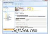 Password Safe and Repository Screenshot
