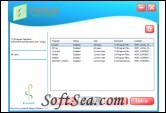 PatSoft Start - Up Editor Screenshot