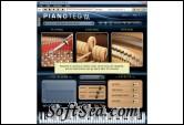 Pianoteq Screenshot