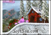 Piggly Christmas Edition Screenshot