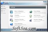 Prevx SafeOnline Screenshot