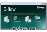 Q-flow Screenshot