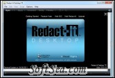 Redact-It Desktop Screenshot