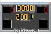 Roller Derby Scoreboard Pro Screenshot
