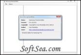Samsung Channel Editor Screenshot