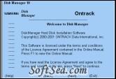 Samsung Disk Manager Screenshot