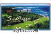 SandBagger Golf Event Organizer Screenshot