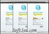 Skype Launcher Screenshot