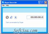 Skype Recorder Screenshot