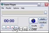 Snow Player Screenshot