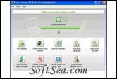 Sony Ericsson PC Suite Screenshot