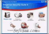 Steganos Security Suite Screenshot