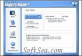 Stompsoft Registry Repair Screenshot