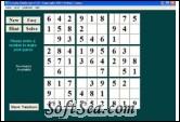 Sudoku Challenge Screenshot