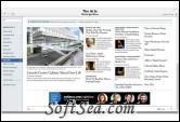 The New York Times Reader Screenshot