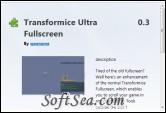 Transformice Ultra Fullscreen Screenshot