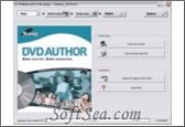 Tsunami MPEG DVD Author Screenshot