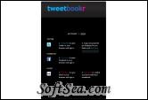 Tweetbookr Screenshot