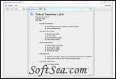 Virtual Genetics Lab Screenshot