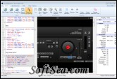 VirtualDJ Skin Creator Tool Screenshot