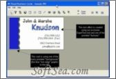 Visual Business Cards Screenshot