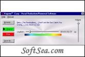 Vogone Vocal Elimination Software Screenshot
