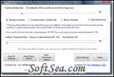 W7 Taskbar Tweaker Screenshot