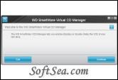 WD SmartWare Virtual CD Manager Screenshot